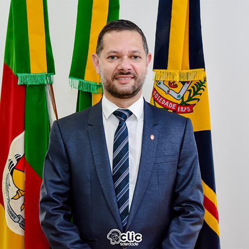Récio Eduardo Cappelari (Progressistas)