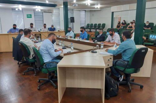 Resumo sessão ordinária Câmara de Vereadores de Soledade dia 04/1