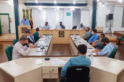 Resumo sessão ordinária Câmara de Vereadores de Soledade dia 11/01