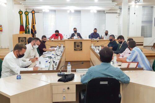 Resumo sessão ordinária Câmara de Vereadores de Soledade dia 22/2