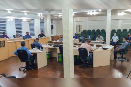 Resumo sessão ordinária Câmara de Vereadores de Soledade dia 1º/3