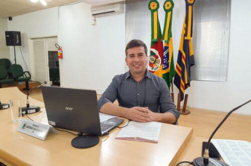 Resumo sessão ordinária Câmara de Vereadores de Soledade dia 30/3