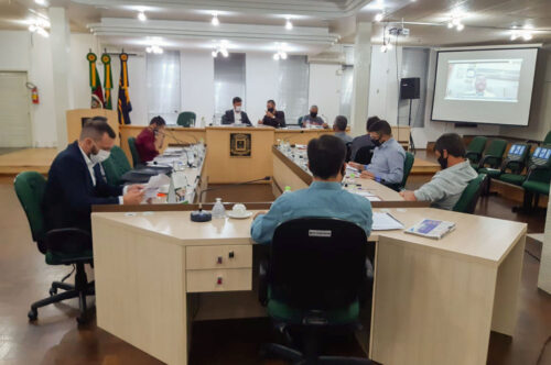 Resumo sessão ordinária Câmara de Vereadores de Soledade dia 5/4
