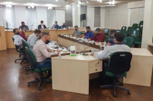 Resumo sessão ordinária Câmara de Vereadores de Soledade dia 03/5