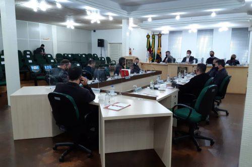 Resumo sessão ordinária Câmara de Vereadores de Soledade dia 07/06