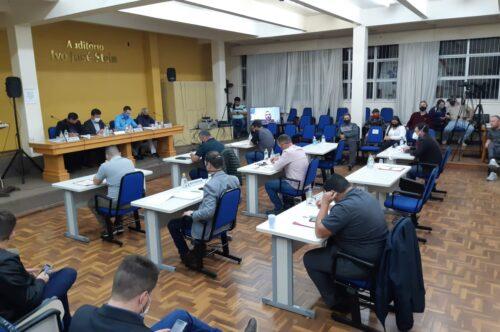 Resumo sessão ordinária Câmara de Vereadores de Soledade dia 30/08